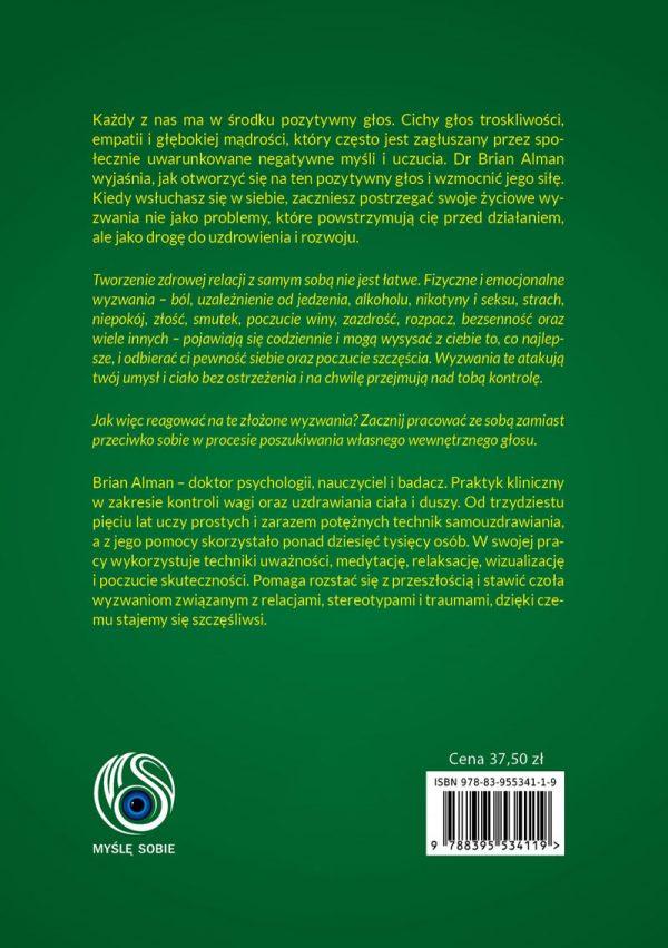 Okładka książki Briana Almana Twój wewnętrzny głos